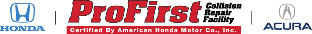 North Olmsted Collision Center is a ProFirst shop certified in Honda and Acura auto body repairs